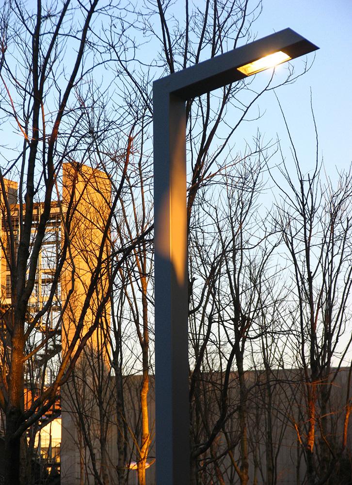 Santa Amp Cole Urbidermis 108 Urban Design Streetlamp All