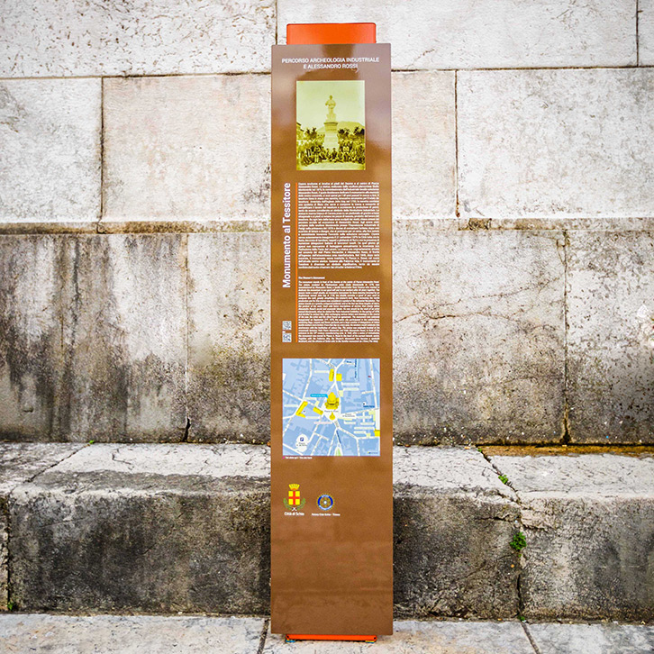Wayfinding Totem by LAB23
